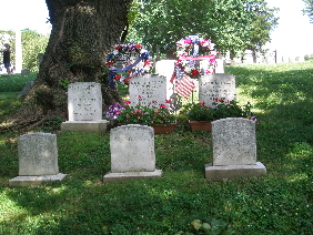 DBC-MAR General Meade's Grave
