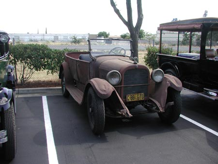 A. Gehrke 1925 Touring