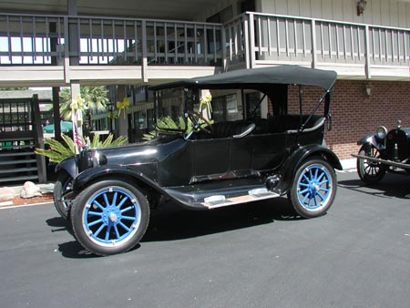 E  S Lawyer 1915 Touring