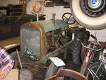 Antique_Car_Museum_of_Iowa_DB_made_into_tractor