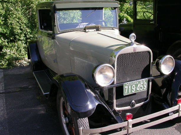 1928 Coupe
